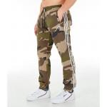 Mens adidas Originals Camo Trefoil Jogger Pants