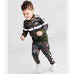 Kids Infant and Toddler adidas Originals Full-Zip Track Suit