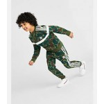 Boys adidas Originals Itasca Allover Print Sweatshirt and Joggers Set