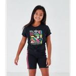 Girls adidas Originals Boyfriend Long T-Shirt