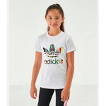 Girls adidas Originals Slim T-Shirt