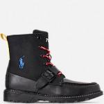 Boys Little Kids Polo Ralph Lauren Ranger Hi II Boots