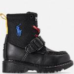 Boys Toddler Polo Ralph Lauren Ranger Hi II Boots