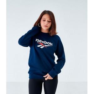 Womens Reebok Classics Vector Crew Sweatshirt