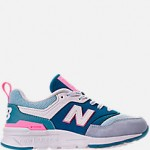 Girls Big Kids New Balance 997 Casual Shoes