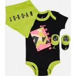 Infant Air Jordan 3-Piece Boxed Set