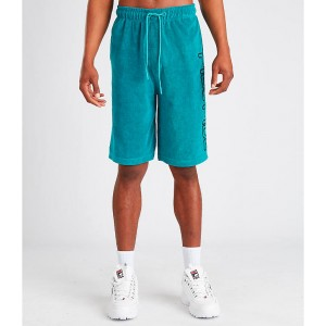 Mens Fila Theo Terry Shorts