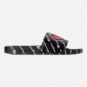Boys Big Kids Champion IPO Repeat Slide Sandals
