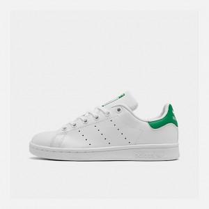Big Kids adidas Originals Stan Smith Casual Shoes