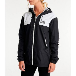 Womens The North Face Panel Wind Jacket