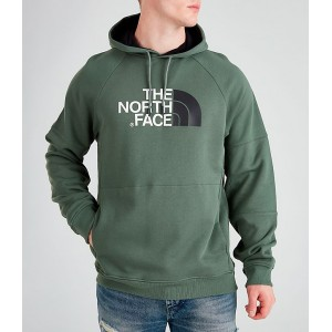 Mens The North Face Logo Hoodie
