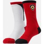 Kids Air Jordan Retro 14 2-Pack Crew Socks