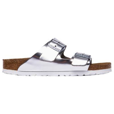 Birkenstock Arizona Cork Sandals - Womens