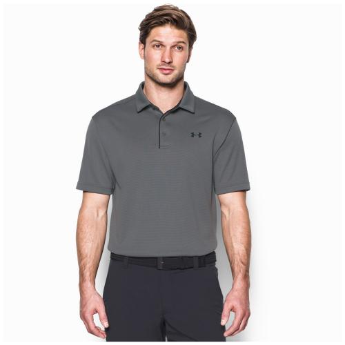 Under Armour Tech Golf Polo - Mens