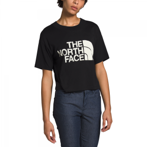 The North Face Half Dome Cropped T-Shirt - Womens