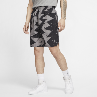 Jordan Jumpman Poolside Printed Shorts - Mens