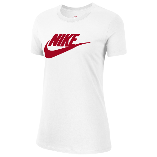 Nike Essential Icon Futura T-Shirt - Womens