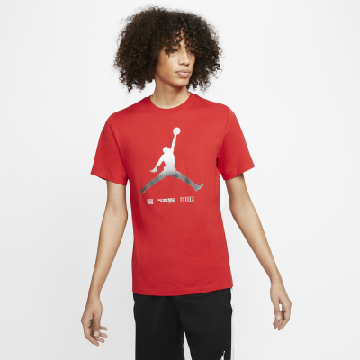 Jordan Retro 11 Legacy Logo T-Shirt - Mens