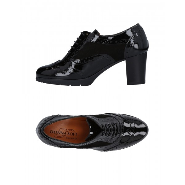DONNA SOFT Laced shoes