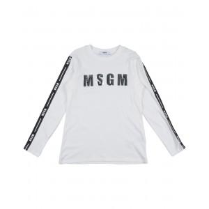 MSGM MSGM T-shirt 12221744SK