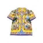 DOLCE & GABBANA Patterned shirts & blouses