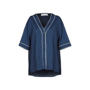 GOLDEN GOOSE DELUXE BRAND Solid color shirts & blouses