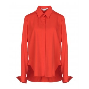 STELLA McCARTNEY STELLA McCARTNEY Solid color shirts & blouses 38788533GV