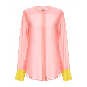 PAUL SMITH PAUL SMITH Solid color shirts & blouses 38805069PO