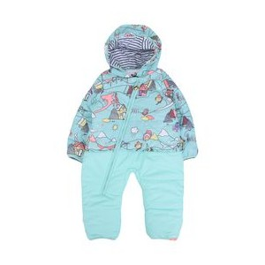 ROXY RX Baby Tuta snow Rose Jumpsuit Little Miss 3 41769185TO