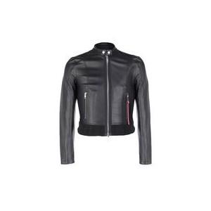 DIESEL Leather jacket