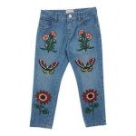 GUCCI GUCCI Denim pants 42613540PL