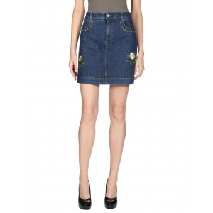 STELLA McCARTNEY STELLA McCARTNEY Denim skirt 42684176BT