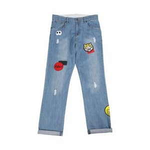 STELLA McCARTNEY KIDS STELLA McCARTNEY KIDS Denim pants 42687783JM