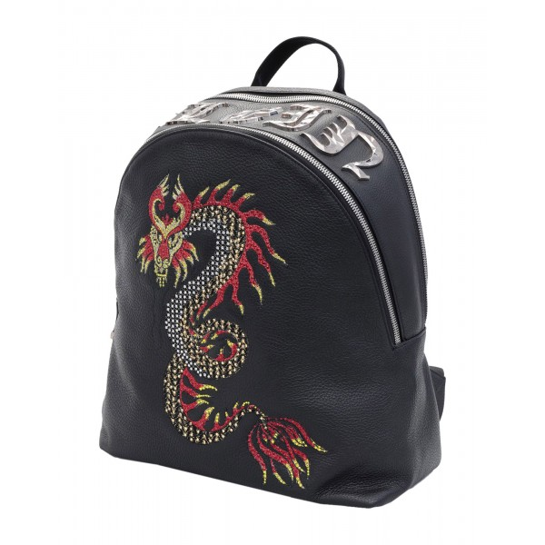 PHILIPP PLEIN Backpack & fanny pack