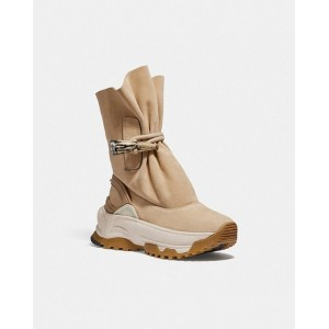 toggle sneaker boot