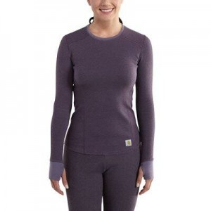 Carhartt Base Force® Cold Weather Crewneck Top