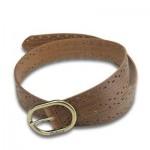Perforated Belt