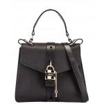 Medium Aby Leather Bag