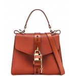 Medium Aby Leather Bag
