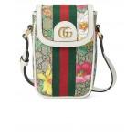 Mini Floral Chain Bag
