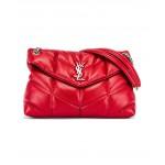 Medium Monogramme Puffer Loulou Shoulder Bag