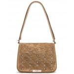 Amalia Stud Satchel Bag