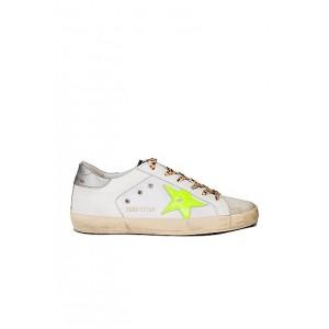 Leopard Lace Superstar Sneakers