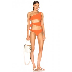 Bianca Crepe Maillot Swimsuit