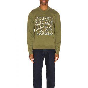 Flower Anagram Sweatshirt