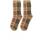 Vintage Check Socks