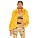 Alnswick Faux Fur Jacket