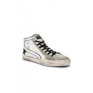 Slide Hi-Top Sneaker