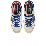 Bluette Laces Superstar Sneakers