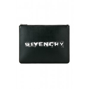 Fading Logo Large Pouch